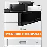 EPSON PRINT PERFORMANCE