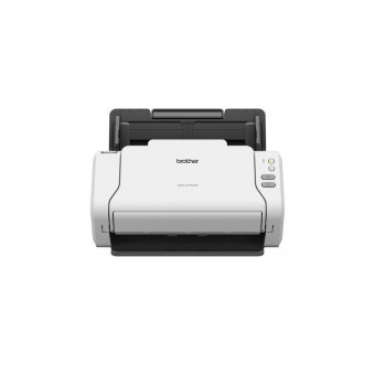 Brother ADS-2700W - Scanner de documents - Recto-verso - A4 - 600 dpi x 600 dpi - jusqu'à 35 ppm (mono) / jusqu'à 35 ppm (couleur) - Chargeur automatique de documents (50 feuilles) - USB 2.0, LAN, Wi-Fi(n), USB 2.0 (Host)