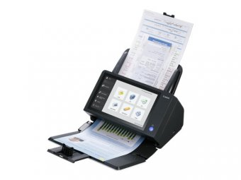 Canon imageFORMULA ScanFront 400 - Scanner de documents - CMOS / CIS - Recto-verso - 216 x 3048 mm - 600 dpi x 600 dpi - jusqu'à 45 ppm (mono) / jusqu'à 45 ppm (couleur) - Chargeur automatique de documents (60 feuilles) - jusqu'à 6000 pages par jour - USB