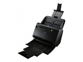 Canon imageFORMULA DR-C230 - Scanner de documents - CMOS / CIS - Recto-verso - Legal - 600 dpi x 600 dpi - jusqu'à 30 ppm (mono) / jusqu'à 30 ppm (couleur) - Chargeur automatique de documents (60 feuilles) - jusqu'à 3500 pages par jour - USB 2.0