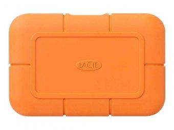 LaCie 1TB SSD - Rugged SSD USB-C
