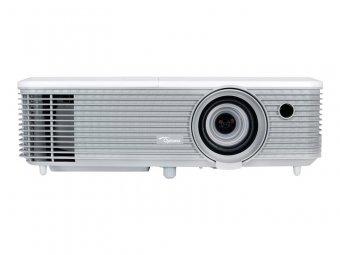 Optoma EH400 - Projecteur DLP - portable - 3D - 4000 ANSI lumens - Full HD (1920 x 1080) - 16:9 - 1080p - avec Optoma 5 Years Color Guarantee