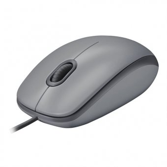 Logitech Mouse M110 SILENT grey EMEA