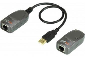 Aten UCE260 prolongateur USB 2.0 par cordon RJ-45 - 60M