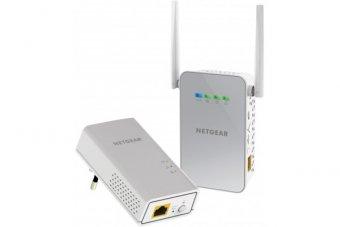 NETGEAR PLPW1000 pack 2 CPL 1000 Gigabit dont 1 CPL WiFi AC