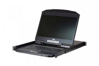 "ATEN CL3108NX CONSOLE LCD 18,5"" KVM 8 ports  VGA/USB"