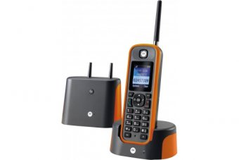 MOTOROLA O201 Téléphone sans fil étanche IP67 très longue portée