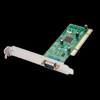 Lindy Carte série 32 bit 1 port, PCI