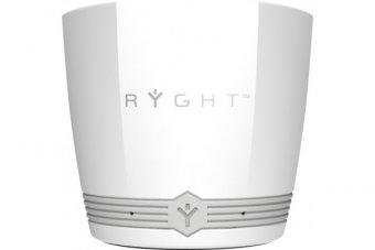 RYGHT Mini Enceinte nomade Exago Bleutooth Gris/Blanc