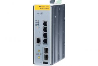 ALLIED TELESIS AT-IE200-6GT-80 Switch industriel Niv.2 4P Gigabit & 2 SFP