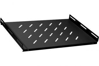 DEXLAN Etagère fixe pour baie réseau prof 450 mm noir